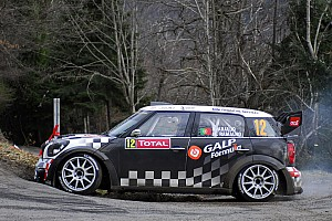 WRC MINI commits to WRC program with new team