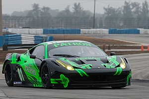 ALMS Extreme Speed Motorsports winter test day 1 report
