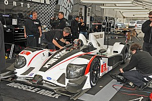 ALMS Muscle Milk Pickett Racing winter test summary