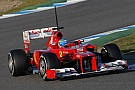 Ferrari Jerez test day 4 report