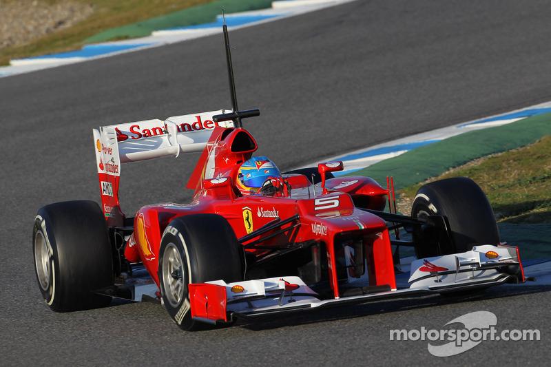 Ferrari Jerez test day 4 report