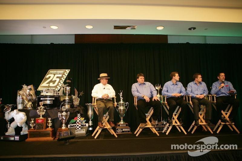 Roush Fenway Racing prepared for 2012 season