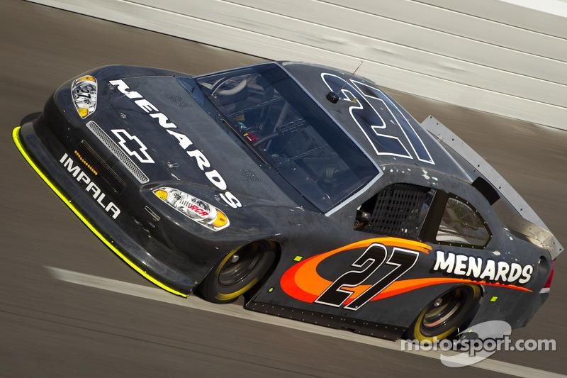 Daytona 500 media day visit: Montoya and Menard