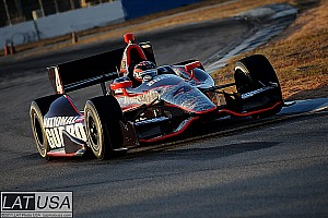 IndyCar Panther Racing completes Phoenix test