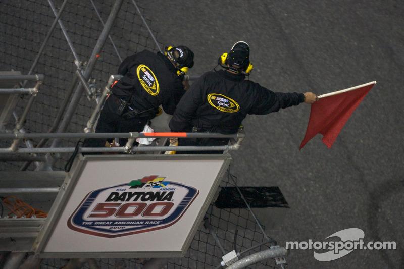 Blog: Daytona 500 Rain Free For All