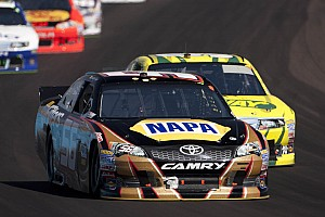 NASCAR Cup Michael Waltrip Racing drivers survived Phoenix