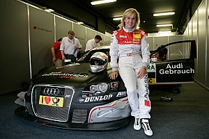 Formula 1 Maria de Villota joins Marussia F1 team as test driver