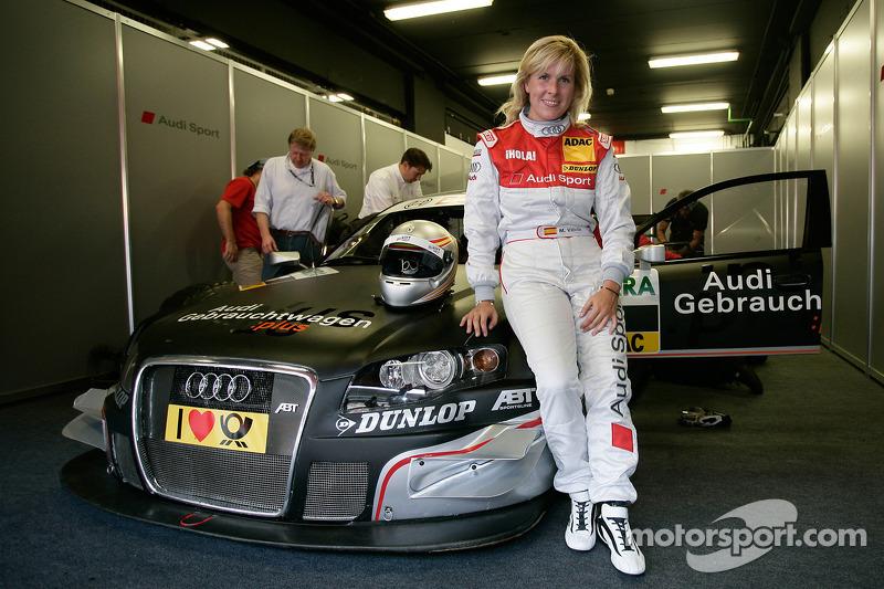 Maria de Villota joins Marussia F1 team as test driver