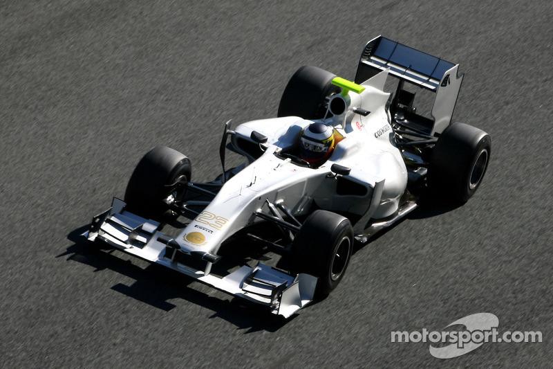 De la Rosa admits HRT 'worst' team in F1