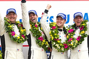 WEC Larbre Competition ready to fight for 2012 title