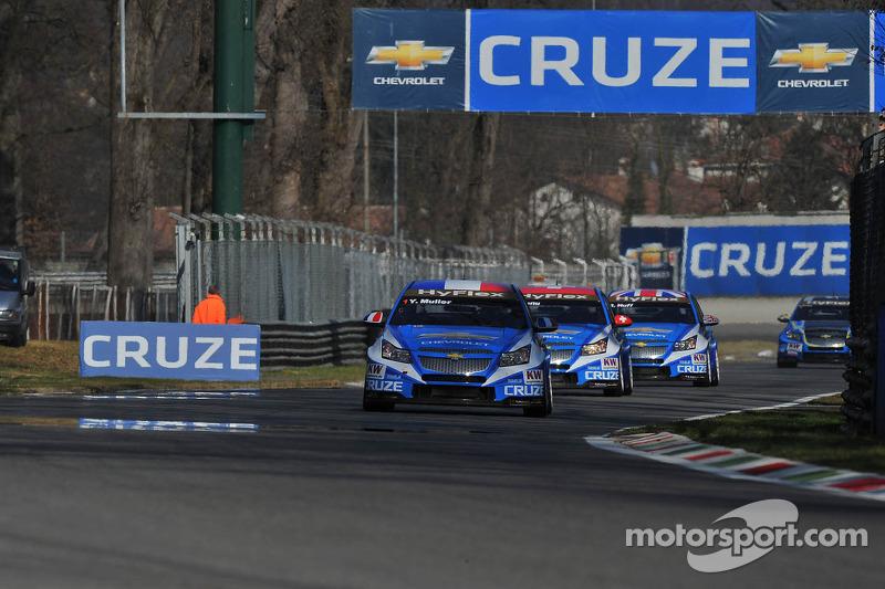 Chevrolet Monza qualifying report