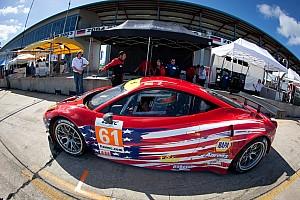 WEC RK Motors/AF Waltrip Racing prepared for Sebring challenge