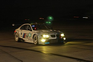 ALMS Series Sebring Thursday night practice report