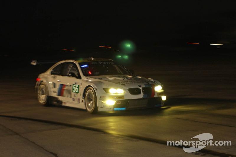 Series Sebring Thursday night practice report