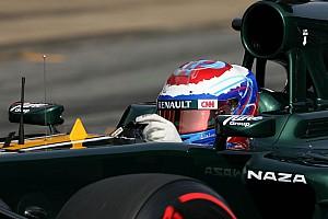 Formula 1 Caterham Australian GP - Melbourne qualifying report