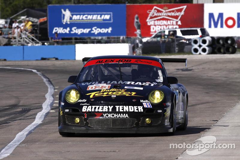 Alex Job Racing No. 23 Sebring qualifying report