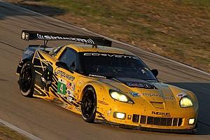ALMS Oliver Gavin Sebring race report
