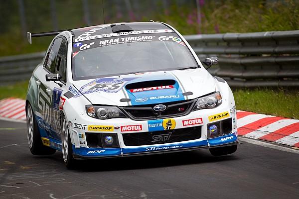 Carlo van Dam rejoins Subaru for Nürburgring 24 Hrs
