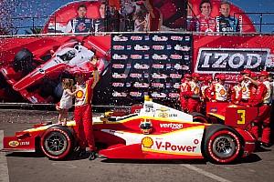 IndyCar Chevy drivers St. Pete race quotes