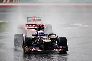 Formula 1 Toro Rosso Malaysian GP - Sepang race report
