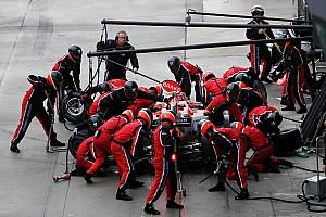 Formula 1 Marussia Malaysian GP - Sepang race report