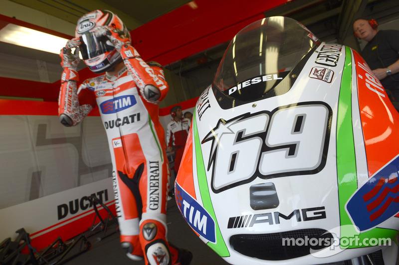 Ducati Jerez test day 2 report