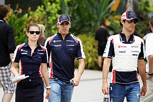 Formula 1 Williams's Mark Gillan reviews Malaysian GP weekend