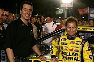 NASCAR Truck Jason Leffler looks to continue KBM Martinsville success