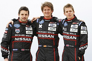 European Le Mans Nissan Ready To Roll At Ricard
