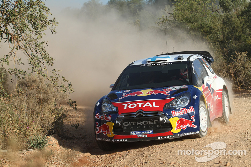 Citroën Rally de Portugal leg 1 summary