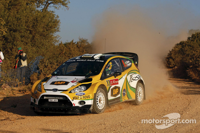 Brazil WRT Rally de Portugal leg 2 summary