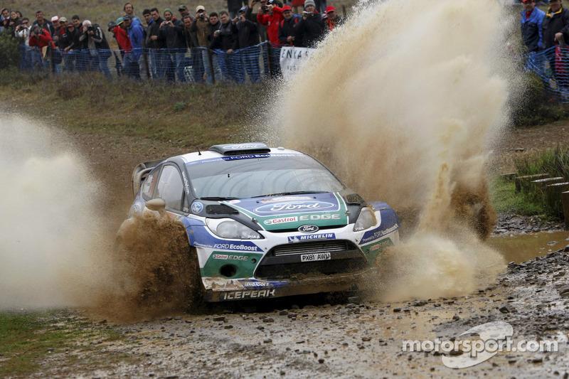 Ford Rally de Portugal leg 3 summary