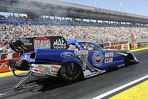 NHRA Las Vegas Final Eliminations produces some surprises