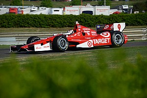 IndyCar Honda Racing Birmingham race report