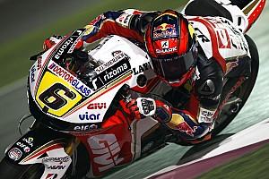 MotoGP LCR Honda Qatar GP race report