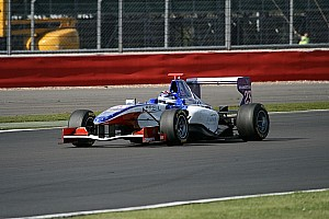 GP3 Trident Racing Silverstone test summary