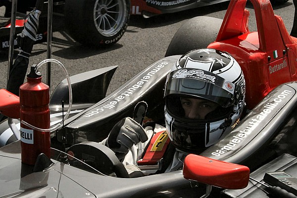 F2 Samuele Buttarelli switches to Formula Two