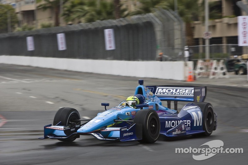 KV Racing Long Beach Friday report