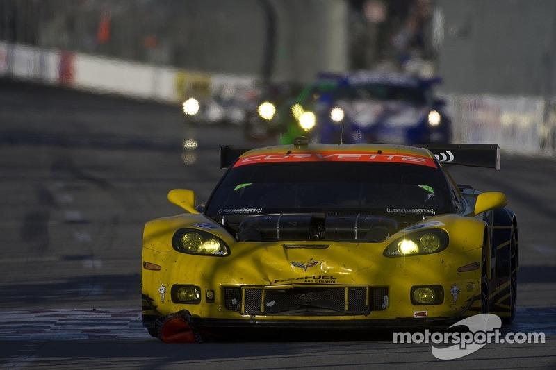Corvette Racing Long Beach race report