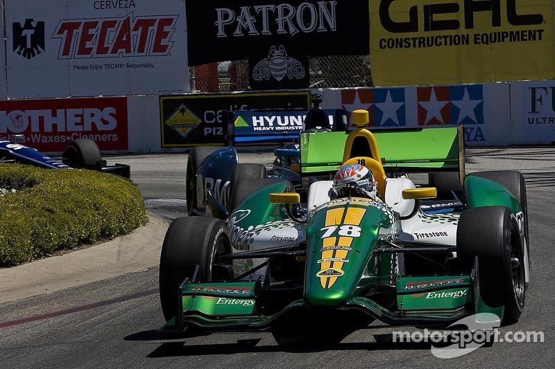 Lotus HVM Racing Long Beach race report