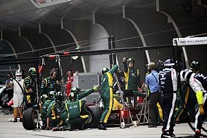Formula 1 Caterham Chinese GP - Shanghai race report