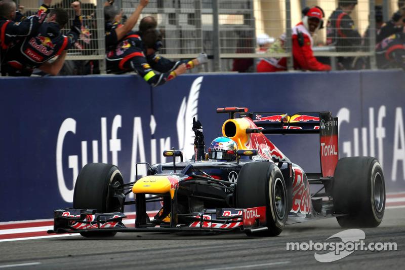 Pirelli F1 Bahrain GP - Sakhir race report
