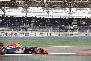Formula 1 Reports question Bahrain spectator figures