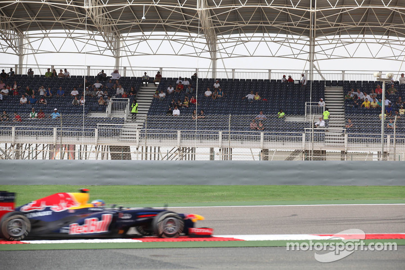 Reports question Bahrain spectator figures
