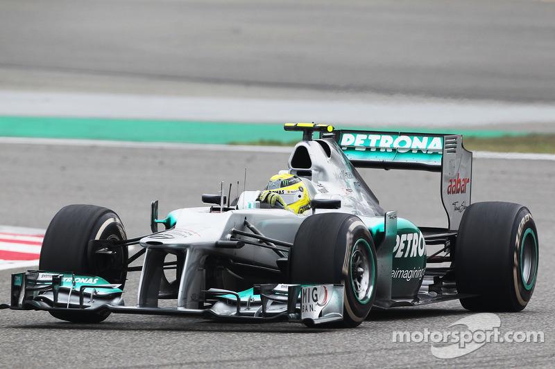 Mercedes Bahrain GP - Sakhir preview