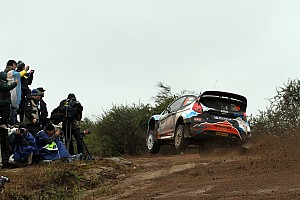 WRC M-Sport Elsewhere Rally Argentina day 2 summary