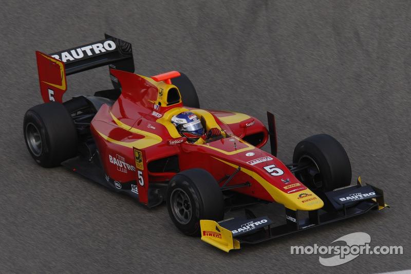 Racing Engineering Bahrain II race 2 report