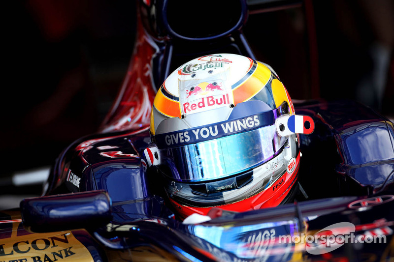 Experienced teammate would be better - Vergne