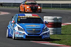 WTCC Muller and Michelisz split the Hungaroring races