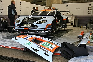 WEC Stefan Mucke 6 Hours of Spa race report